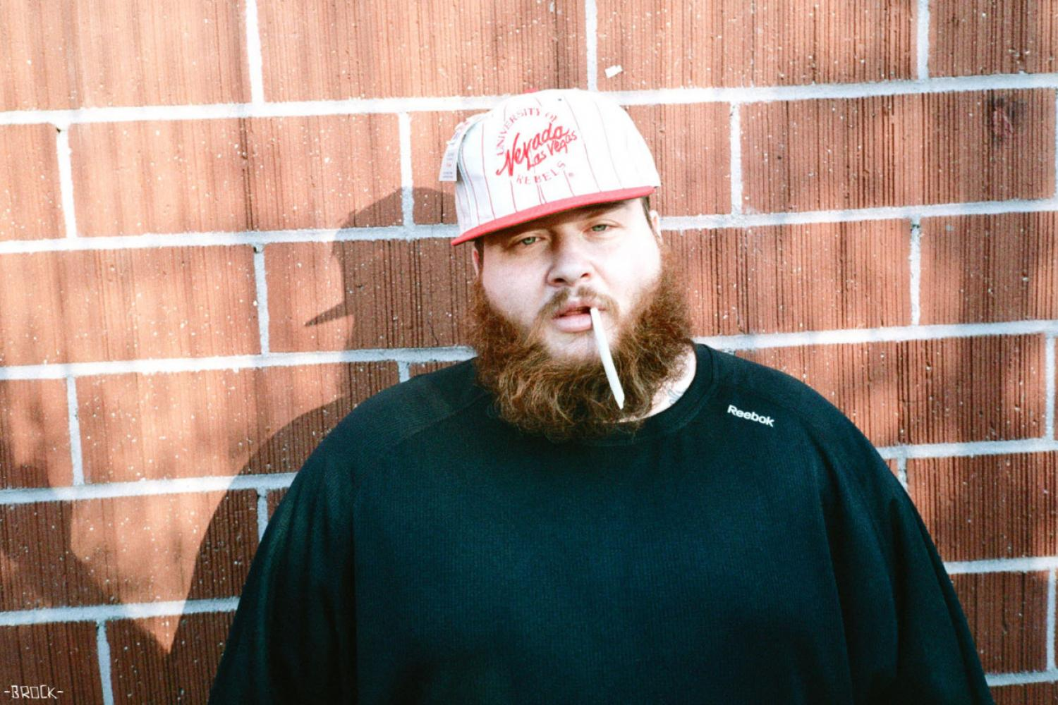 "Loner Magazine - Action Bronson's wonderful ""Mr. Wonderful"""