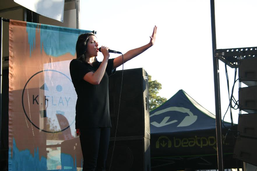 Loner Magazine - K.Flay Shines On 'Life As A Dog'