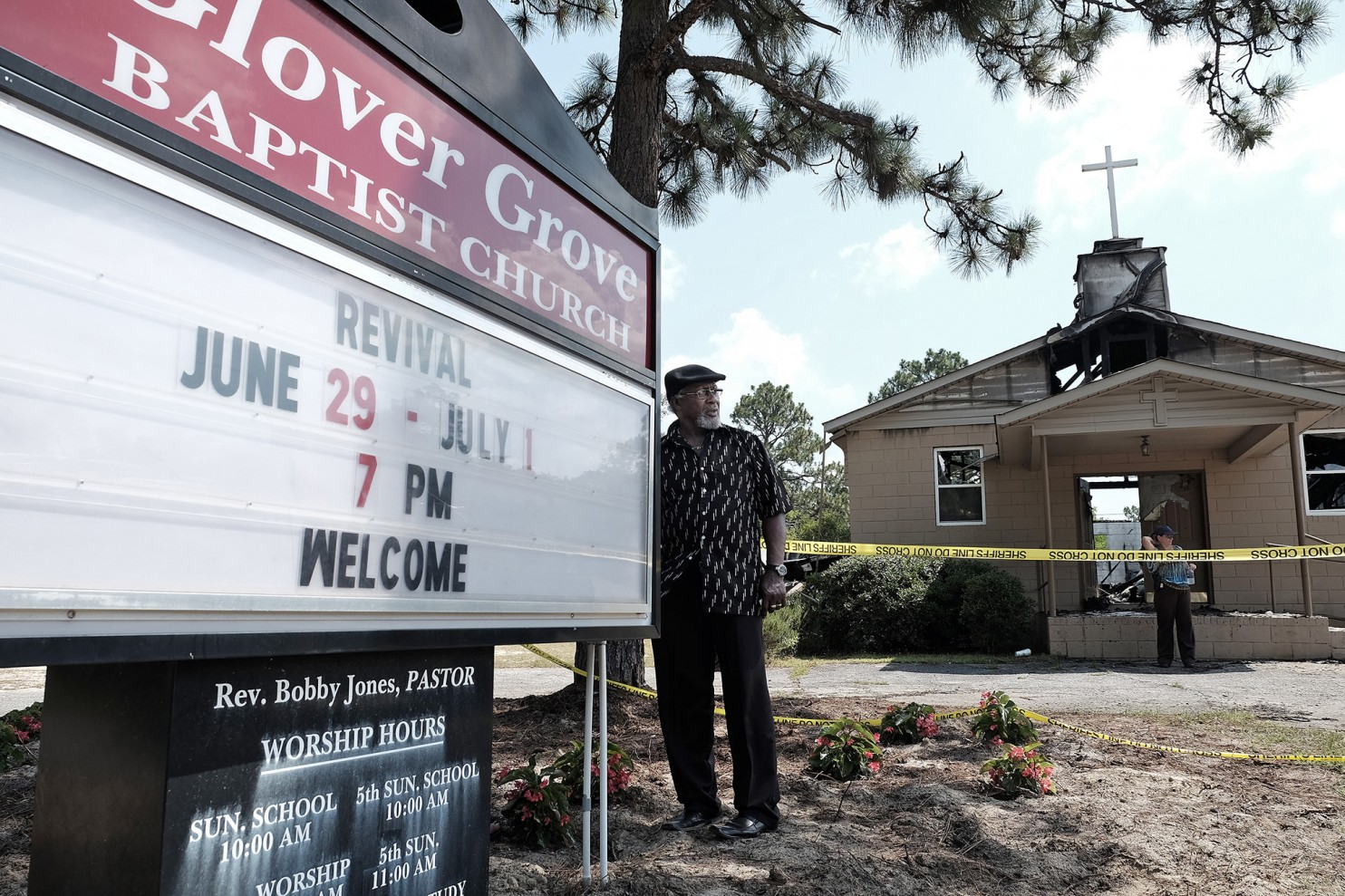 Loner Magazine - Black Churches Matter