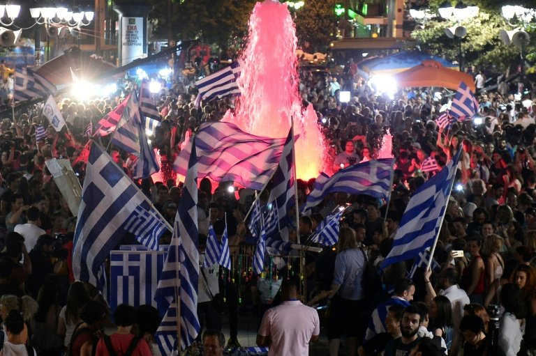 Loner Magazine - Is China the sleeping dragon of the Greece EU exit?