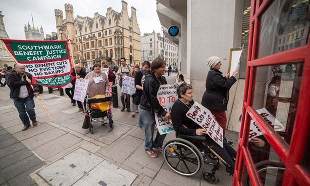 Loner Magazine - UK under investigation as the lives of the disabled are claimed by austerity cuts