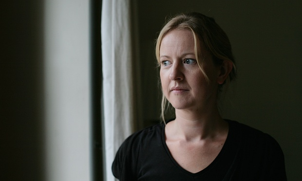 Nichole Drury. Photograph: Martin Godwin for the Guardian