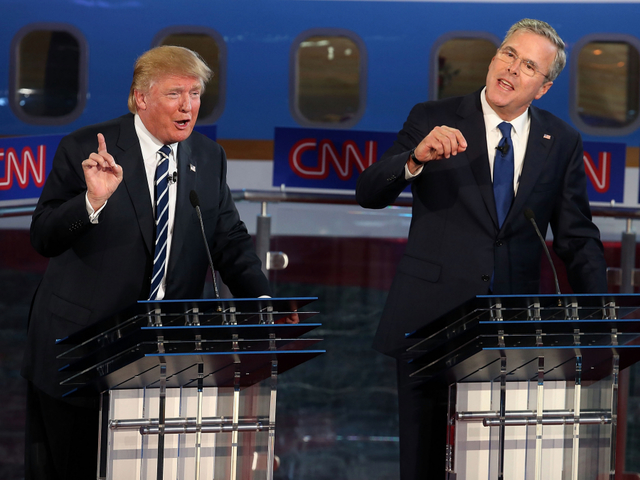 Loner Magazine - WTF Moments! from the GOP Debate